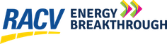 RACV Energy Breakthrough Logo